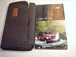 jeep wrangler owners manual 2013 jeep wrangler owners manual jeep amazon com books