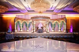 indian wedding decorators in atlanta ga come true venue atl marriott maharani weddings