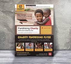 ngo brochure templates fundraising brochure template fundraiser flyer template 31 free