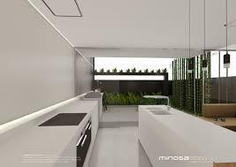 minimal kitchen design minosa white kitchens can be interesting