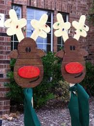 Christmas Yard Art Decorations by Sven From Frozen Christmas Yard Art Decoration By Playfulyardart