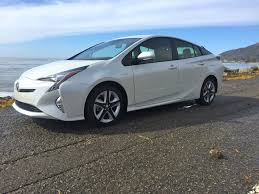 review the 2016 toyota prius is press and go efficiency