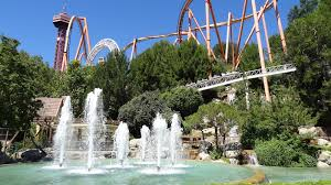 Six Flags Highest Ride Usa California U2013 Six Flags Magic Mountain Ii En Infoglobe Cz
