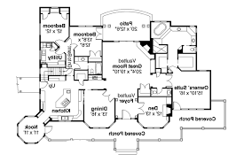 old country home plans