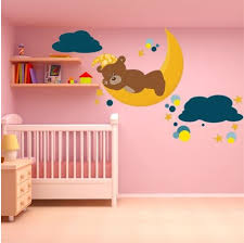 stickers nounours chambre bébé sticker ourson chambre bébé iiiiii me