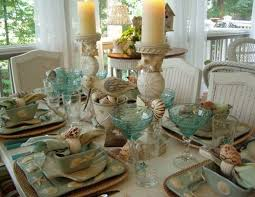 themed tablescapes tablescape on the porch