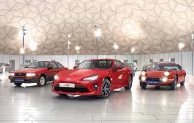 toyota makes history of toyota sports cars