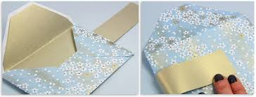 how to make envelopes make your own patterned envelopes templates instructions patterned