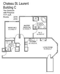 bothell retirement living floor plans chateau bothell landing