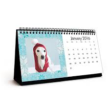 Small Desk Calendars 10x5 Desk Calendar All Calendars Calendars Snapfish Uk With Regard