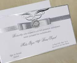 silver wedding invitations wedding invitation silver wedding invitations ikoncenter