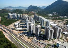 Rio Olympic Venues Now Rio 2016 Athletes Village Unfinished Ahead Of Olympic Games