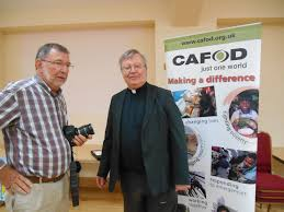 cafod volunteers and supporters get inspired for harvest fast day