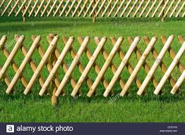 wooden trellis stock photo royalty free image 43947809 alamy