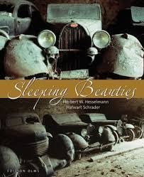 Barn Find Videos Michel Dovaz U0027s Sleeping Beauties The Original Photos And Videos