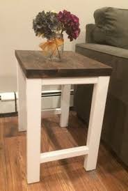 Patio End Table Plans Free by Easy Little End Tables In 2 Hours Pallets Pallet Projects And Woods