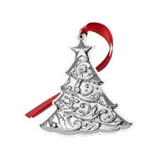 buy gorham 2017 sterling tree ornament 1st edition