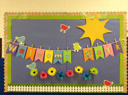 theme welcome back to bulletin boards ideas