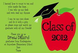 preschool graduation invitations preschool graduation invitation quote
