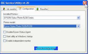 resetter epson r230 windows resetter printer epson r230 free download