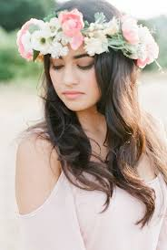 floral headdress flower headdress for wedding 30 floral bridal crowns headpiece