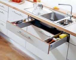 Best Drawer  Cupboard Storage Ideas Images On Pinterest - Kitchen sink drawer