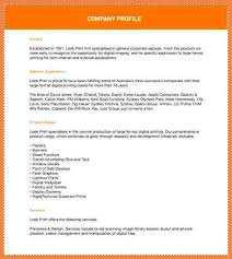company profile template doc company profile template ios