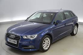 used audi a3 se for sale motors co uk