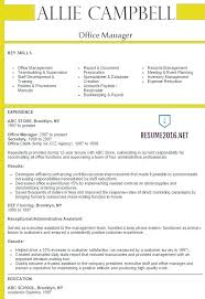 resume objective exles for accounting manager resume resume template for office assistant resume objective for