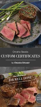 omaha steaks gift card 142 best food gifts images on omaha steaks food gifts