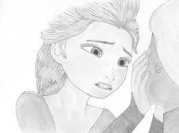 frozen elsa frozen anna heart