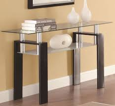 Modern Sofa Tables Cheap Modern Glass Sofa Table In Chicago