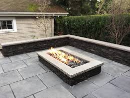 Custom Fire Pit by Custom Fire Pit U0026 Patio Photo Lifestyle Landscapes