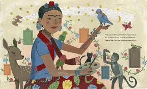 frida kahlo and her animalitos book by monica brown john parra