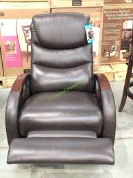 Glider Rocker With Ottoman Leather Glider Rocker Recliner U2013 Mullinixcornmaze Com