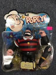 popeye the sailor popeye the sailor man classic bluto u2013 rogue toys