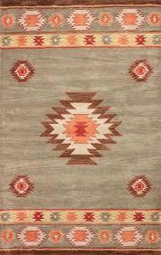 Area Rugs Southwestern Style Rugs Usa Savanna Southwestern Ve04 Beige Rug South West Aztec