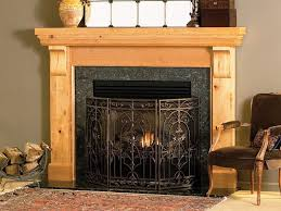 Texas Fireplace Screen by Rustic Fireplace Mantels Texas Home Fireplaces Firepits Best