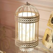 Birdcage Home Decor Birdcage Table Lamp Home Blogar