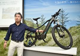 going electric celebrating japan u0027s powerful e bikes the japan times