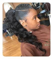 weave ponytail 52 weave ponytail ideas you are sure to