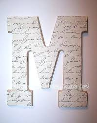 Decorative Wall Letters Nursery Wall Letters Decorative Letter Wall Decor And Also Lettering