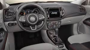 jeep compass length jeep compass 2017 dimensions boot space and interior
