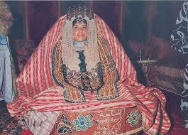 robe mariage marocain les robes de mariage marocain à travers le temps en 20 photos