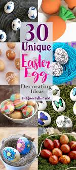 decorated easter eggs for sale 30 unique easter egg decorating ideas kleinworth co