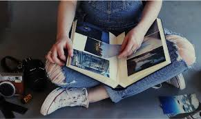 Making Photo Albums Why Classic Photo Albums Are Making A Comeback It U0027s Not Just