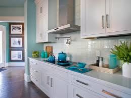 interior kitchen backsplash glass tile green regarding lovely