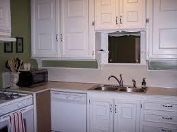 Kitchen Cabinet Door Trim Molding Adding Molding To Cabinet Doors Before And After Kitchen Cabinet