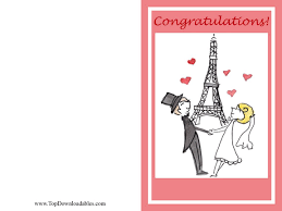 free wedding cards congratulations free printable wedding invitation decorationtemplates