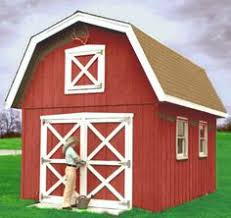 12 X 20 Barn Shed Plans 12x20 Large Storage Shed Plans 12x20 Shed Plans Pinterest
